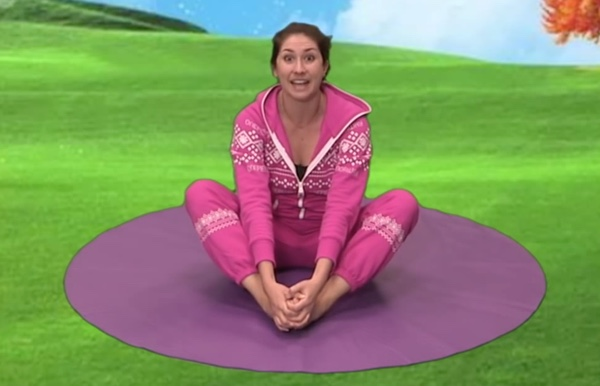 Yoga At Home Fun Yoga For Kids Health Aware
