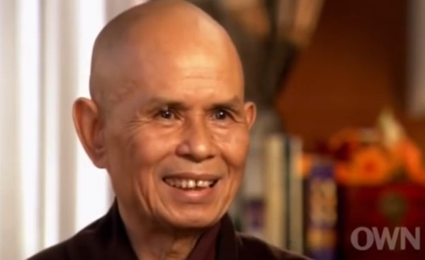Thich Nhat Hanh Living Mindfully Health Aware