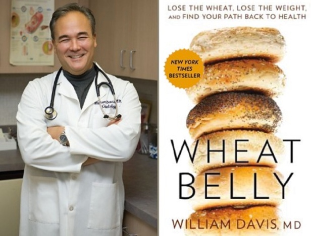Dr William Davis wheat belly