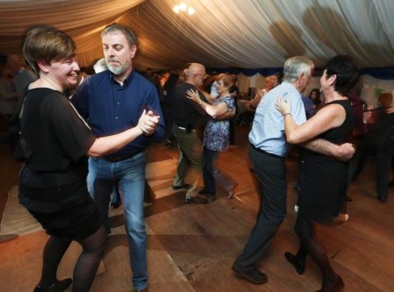 set dancing parkinson
