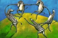 zebras and ulcers